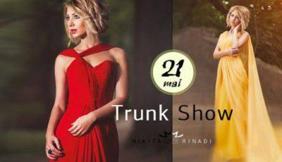 """Reduceri de până la 35 % la """"Trunk Show Nikita Rinadi""""!"""