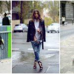 Foto: Cum poți purta jeanşii boyfriend în fiecare zi