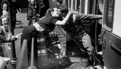 Emoționant. 20 de poze de pe timpul războiului!