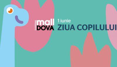 De 1 iunie sărbătorim copilăria la Shopping MallDova!