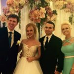 Foto: Poze de la nunta finilor lui Dorin Chirtoaсă și Anișoara Loghin!