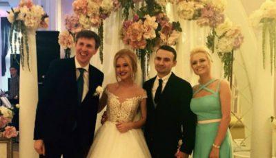 Poze de la nunta finilor lui Dorin Chirtoaсă și Anișoara Loghin!