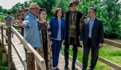 """Orheiul Vechi se pregătește pentru sute de oaspeți ai festivalului în aer liber """"descOPERĂ"""""""