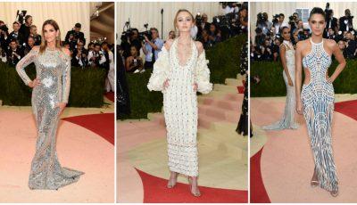Cum s-au îmbrăcat celebritățile pe Red Carpet la Met Gala. Lady Gaga a șocat din nou