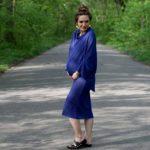 Foto: Adela Popescu face haine pentru graviduțe. Iată cum i-a venit ideea!