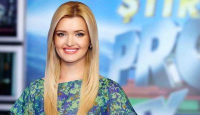 Cristina Gheiceanu pleacă de la Pro TV! Iată motivul