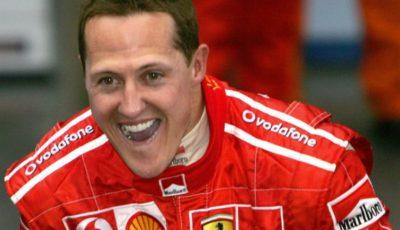 Michael Schumacher a murit!