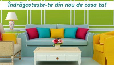 """Află care sunt tendințele în materie de design interior la Expo-Târgul """"Home decor & Lifestyle"""""""