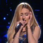 Foto: Lidia Isac nu merge în marea finală Eurovision!