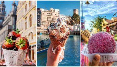 Top cele mai apetisante gustări fotografiate de o bloggeriță!