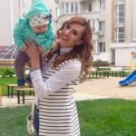 Foto: Cum a reușit Tatiana Heghea să slăbească după naștere!