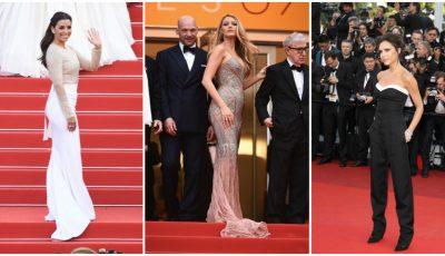 Cum s-au îmbrăcat vedetele la Festivalul Internațional de Film de la Cannes 2016