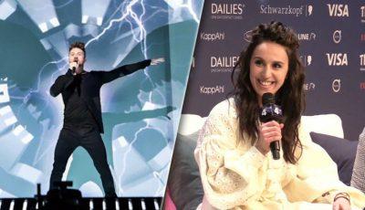 Ucraina refuză să mai participe la Eurovision dacă câștigă Serghei Lazarev!