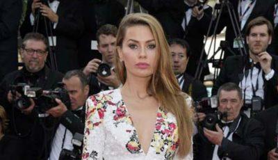 Victoria Bonya a încălcat dress-code-ul de la Cannes!