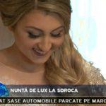 Foto: Un cuplu de romi din Soroca a jucat nuntă de 200.000 de euro