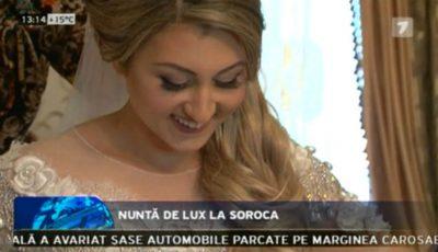 Un cuplu de romi din Soroca a jucat nuntă de 200.000 de euro