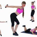 Foto: 6 exerciții pentru brațe și sâni fermi!