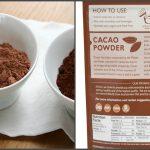 Foto: Cum îţi dai seama că pudra de cacao nu este falsificată