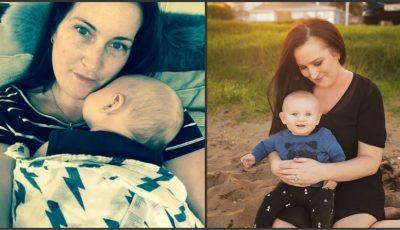 A murit de cancer la 6 luni după ce a născut copilul pentru care s-a luptat 3 ani să îl aibă