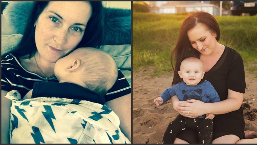 Foto: A murit de cancer la 6 luni după ce a născut copilul pentru care s-a luptat 3 ani să îl aibă