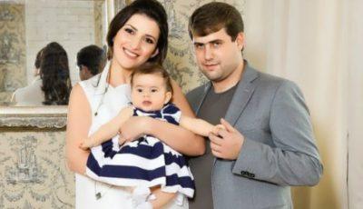 Iată cu cine seamănă fiul cel mic al interpretei Jasmin