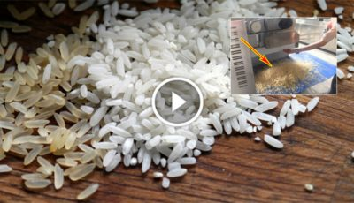 Atenţie! Orezul din plastic se răspândeşte pe pieţele din întreaga lume. Video