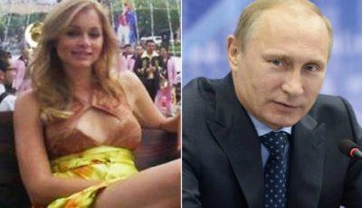 Ce viaţă are Maria, fiica lui Vladimir Putin
