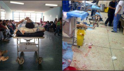 Spitale fără electricitate, antibiotice, săpun și paturi!  Criza economică face ravagii în Venezuela