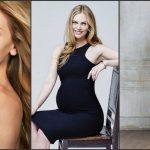 Foto: Elena Kuleţkaia a devenit pentru prima dată mamă!