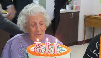 Top 10 cei mai în vârstă oameni din lume!