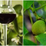 Foto: Lichior medicinal de nuci verzi
