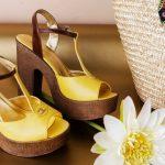 Foto: 5 perechi de sandale pentru nunta în aer liber