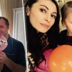 Foto: Vlad Filat i-a transmis un mesaj de felicitare fiicei sale cu ocazia zilei de naştere