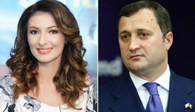 Vlad Filat divorțează de Angela Gonța!