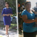 Foto: Cum slăbești sănătos 35 kg? Povestea Mariei Lungu