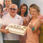 Foto: Clienții au combinat utilul cu plăcutul la cei 2 ani de Antos cosmetică naturală în Moldova!