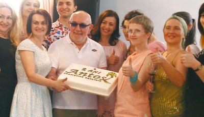 Clienții au combinat utilul cu plăcutul la cei 2 ani de Antos cosmetică naturală în Moldova!