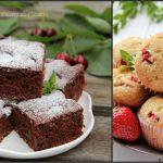 Foto: 2 deserturi uşoare preparate din fructe de vară