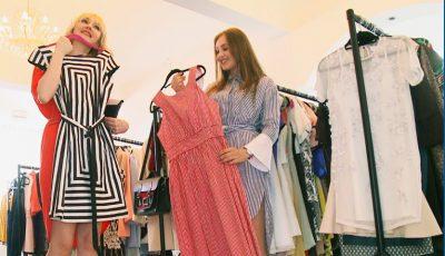 """Ekaterina Lica și fiica:""""Furăm haine una de la alta. Uneori mă enervez că nu-mi găsesc rochia iubită""""!"""