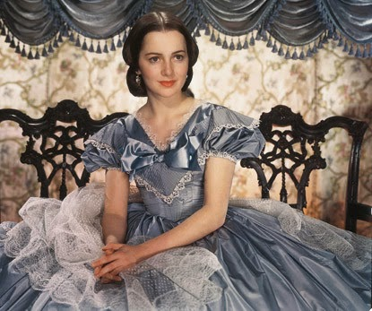 Olivia de Havilland as Melanie