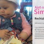 Foto: Salveaz-o pe Simona, o fetiţă de un an şi 2 luni, care suferă de leucemie!