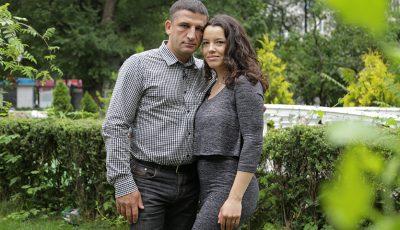 Vlad și Olesea Țurcanu! El calcă cămăși, iar ea merge cu el la pescuit