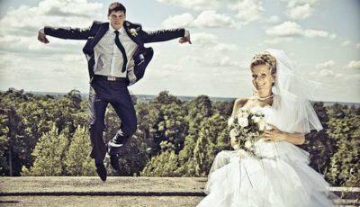20 de poze adunate de pe la nunți care te fac să râzi și să plângi