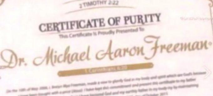 certificatul