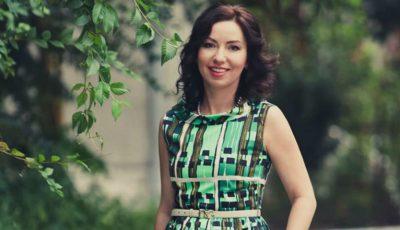 """Natalia Chirică: """"Aș părăsi Moldova doar pentru a-mi ajuta copiii"""""""