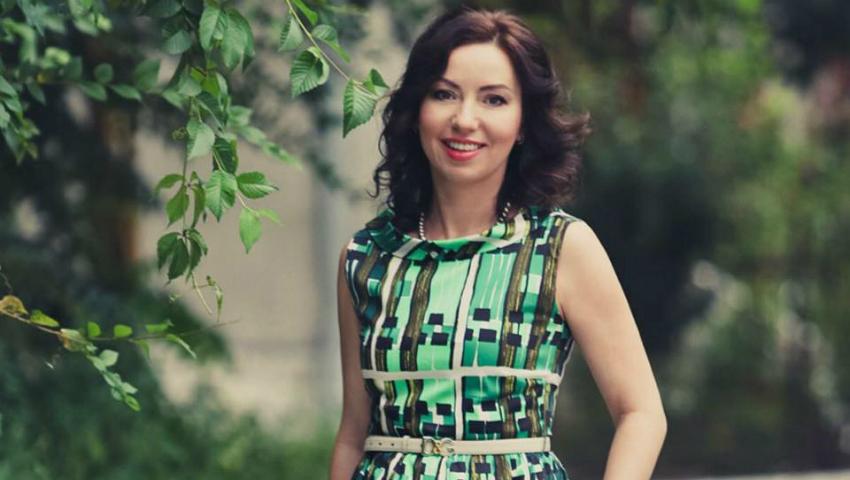 """Foto: Natalia Chirică: """"Aș părăsi Moldova doar pentru a-mi ajuta copiii"""""""