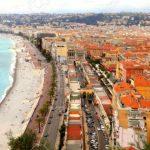 Foto: Promenade și lux. Nisa. Coasta de Azur