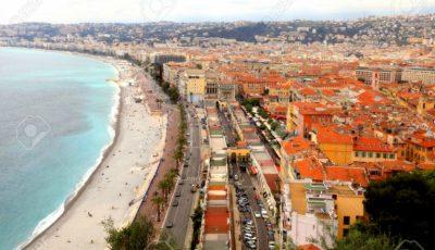Promenade și lux. Nisa. Coasta de Azur