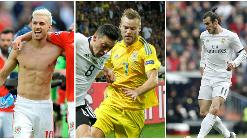 Foto: Top 10 cei mai sexy fotbaliști de la Euro 2016