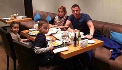 Kurban Omarov a confirmat că s-a despărțit de Ksenia Borodina